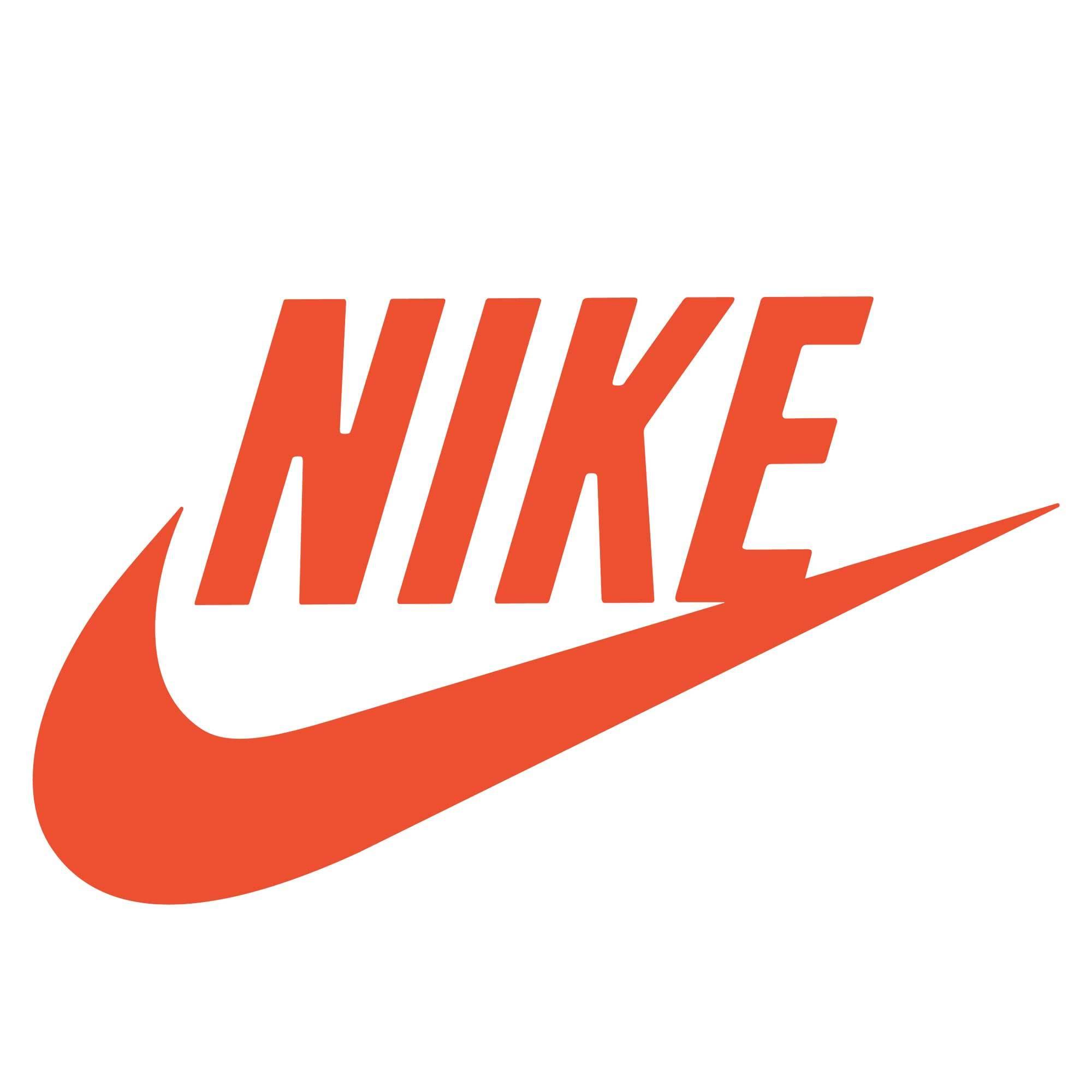 Nike Red Logo