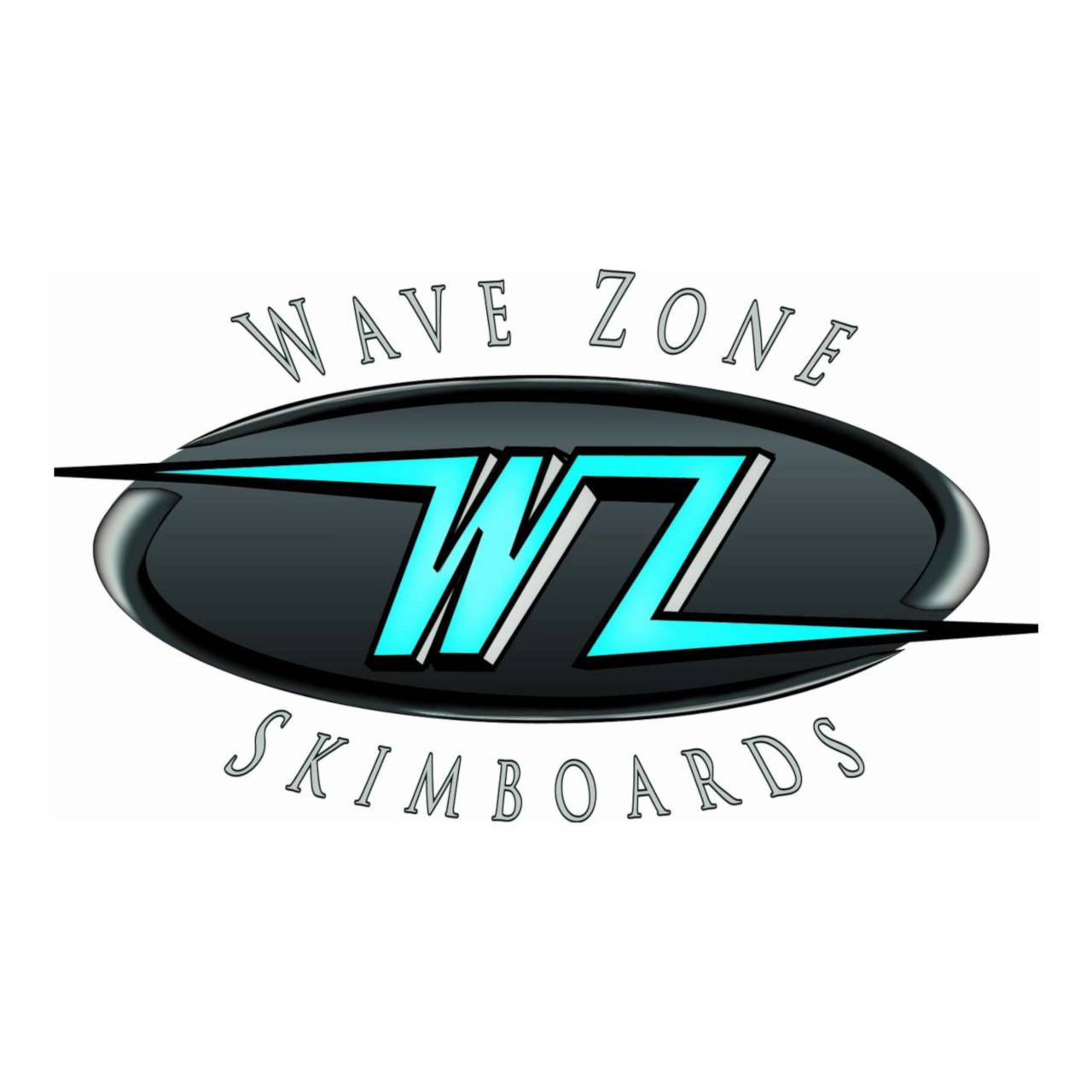 Wave Zone Skimboards Logo