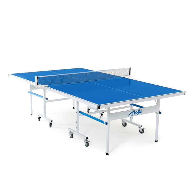 Outdoor-Indoor Ping Pong Table